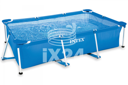 "Каркасный бассейн ""Small Frame Pools"" 260x160х65см Intex 58980/28271"