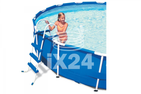 "Каркасный бассейн ""Metal Frame Pools"" 457х107см Intex 54940/28234"