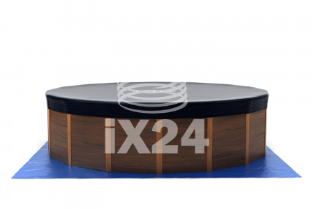 "Каркасный бассейн ""Sequoia Spirit Wood-Grain Frame Pools"" 569х135см Intex 54966/28392"